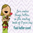Love Makes Things Better!