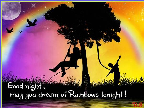 a lovely wish for a good night free good night ecards greeting
