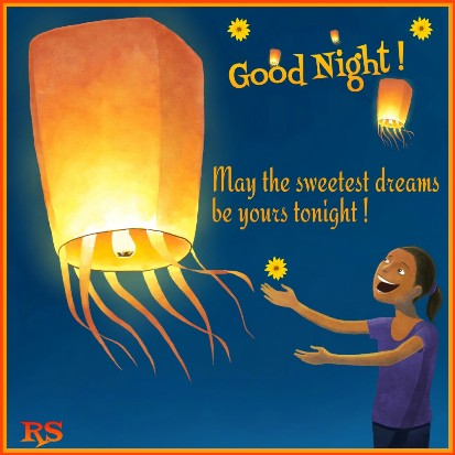 May You Enjoy A Restful Night.