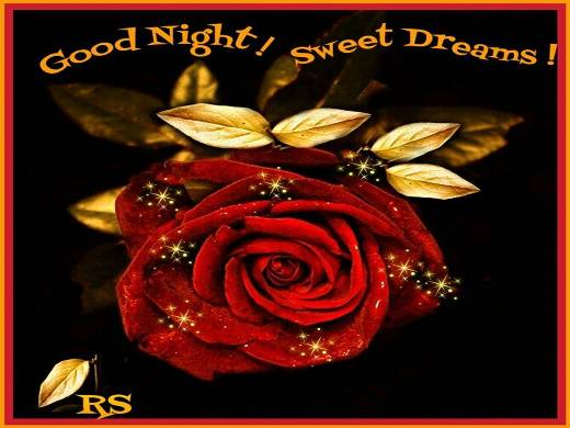 Have A Blissful Night...