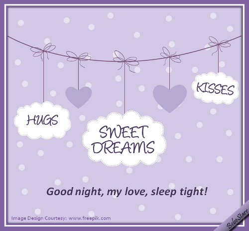 sleep tight my love free good night ecards greeting cards 123 greetings