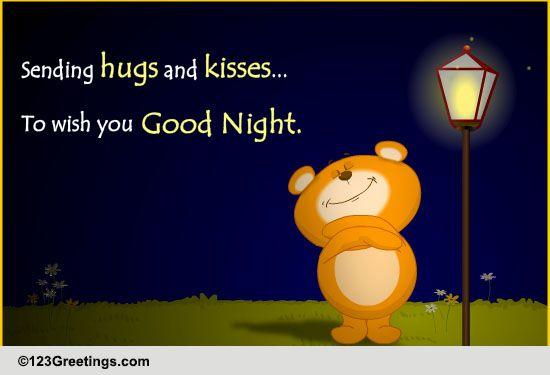 Hugs And Kisses Free Good