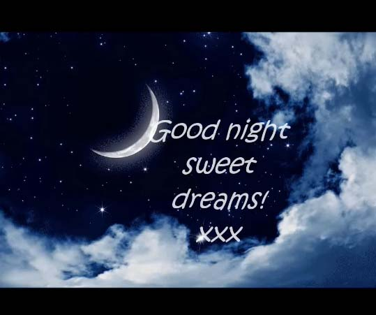 Sweet Dreams Wishes. Free Good Night ECards, Greeting