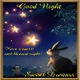 A Nice Good Night Ecard.