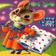 A Nice Good Night Card.