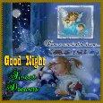 A Wonderful Good Night Card.