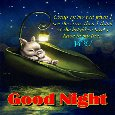 A Nice Good Night Ecard Just For You.