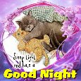 Home : Everyday Cards : Good Night - Sleep Tight And Good Night.