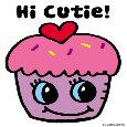 Hi! Cutie.