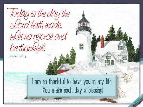 Blessings For A Great Day!