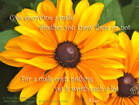 Give Everyone A Smile.