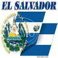 Bandera De El Salvador.