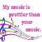 Pretty Music.