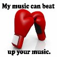 Strong Music!