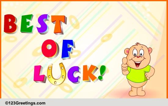 how to wish a dancer good luck