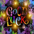 Home : Everyday Cards : Good Luck - Wish You Lots Of Luck...