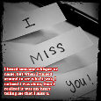 My Heart Is Missing You...