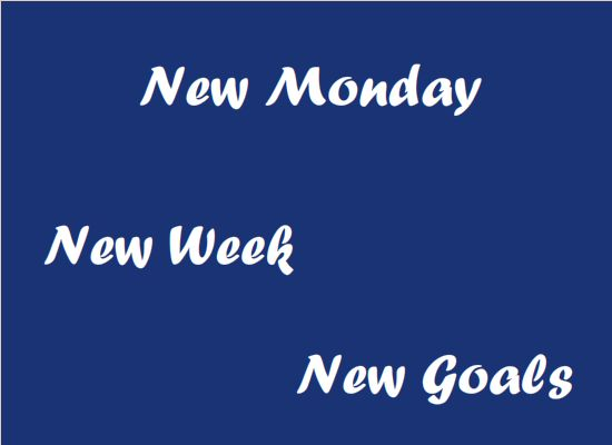 New Monday, New Week  Free Monday Blues eCards, Greeting