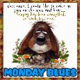 Home : Everyday Cards : Monday Blues - Monday Has Been Cancelled.