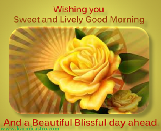 Good morning with yellow rose free good morning ecards greeting good morning with yellow rose m4hsunfo
