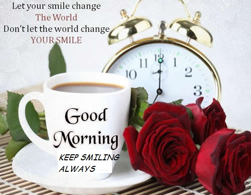 123     enjoy good morning