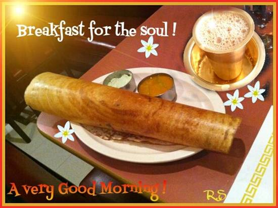 Good Morning Images Breakfast : A good breakfast for morning free