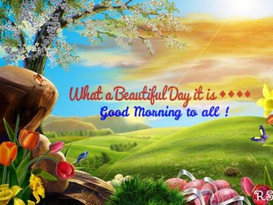A beautiful good morning wish free good morning ecards greeting a beautiful good morning wish m4hsunfo