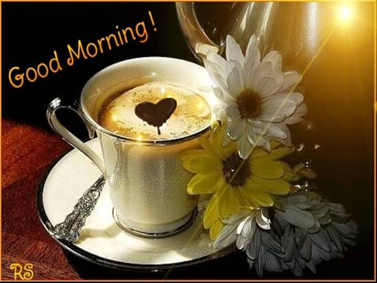 Special Good Morning Coffee For You! Free Good Morning