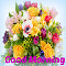 Fresh Flowers Of Morning For You!