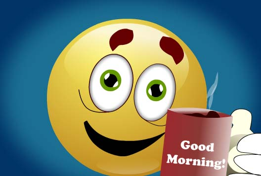 Smiley Morning Wishes! Free Good Morning eCards, Greeting ...