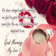 Lovely Good Morning.