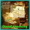 A Nice Day Good Morning Ecard.