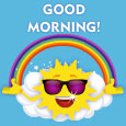 Good Morning Smiling Sun.