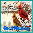 Home : Everyday Cards : Good Morning - A Good Morning Winter Day.