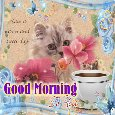 Home : Everyday Cards : Good Morning - A Morning Card For A Special Someone.