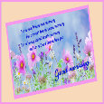 Home : Everyday Cards : Good Morning Quotes - Good Morning Friend...