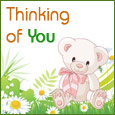 I Will Never Stop Thinking About You!