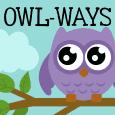 Owl-ways Thinking Of You!