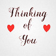 Thinking Of You Ecard For Your Love.