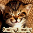 Happy And Smiling Tuesday!