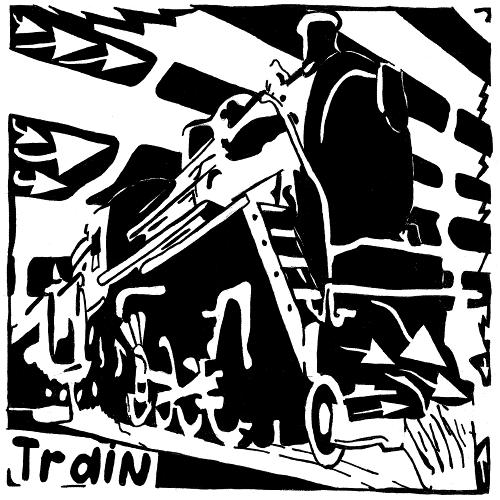 Train Maze.