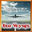 Bon Voyage Card.