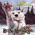 My Bon Voyage Ecard.
