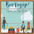 Home : Everyday Cards : Bon Voyage - My Bon Voyage Message Card For You.