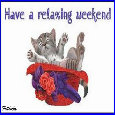 Have A Relaxing Weekend Ahead.