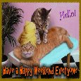 A Happy Weekend Ecard Just For You.