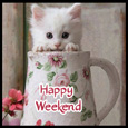 Home : Everyday Cards : Enjoy the Weekend - My Cute Weekend Card For You!
