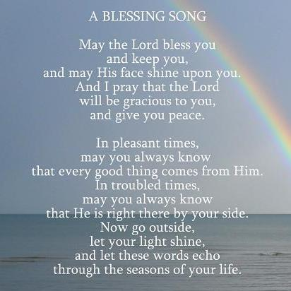 a blessing song free encouragement ecards greeting cards 123