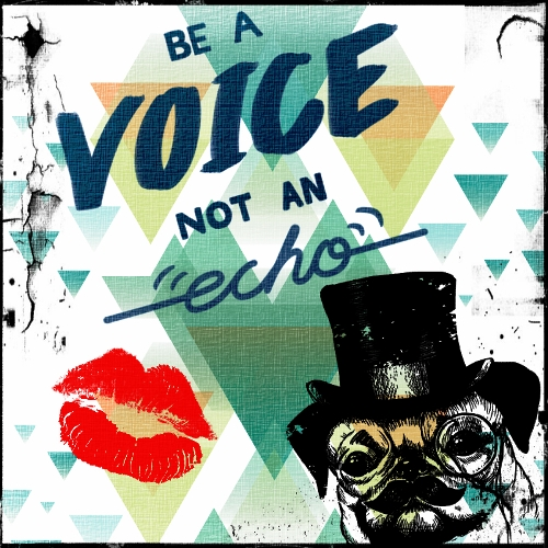 Be A Voice!