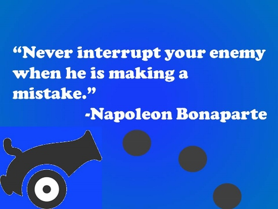 Bonaparte - Never Interrupt.